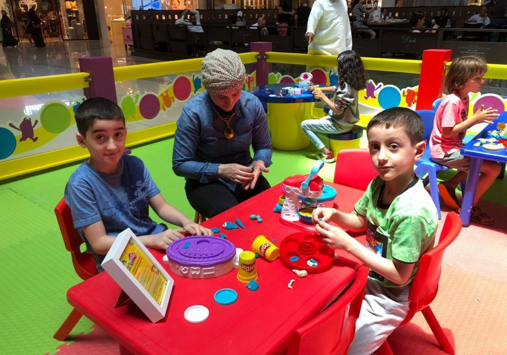 Play Doh Activity Zone August 2019
