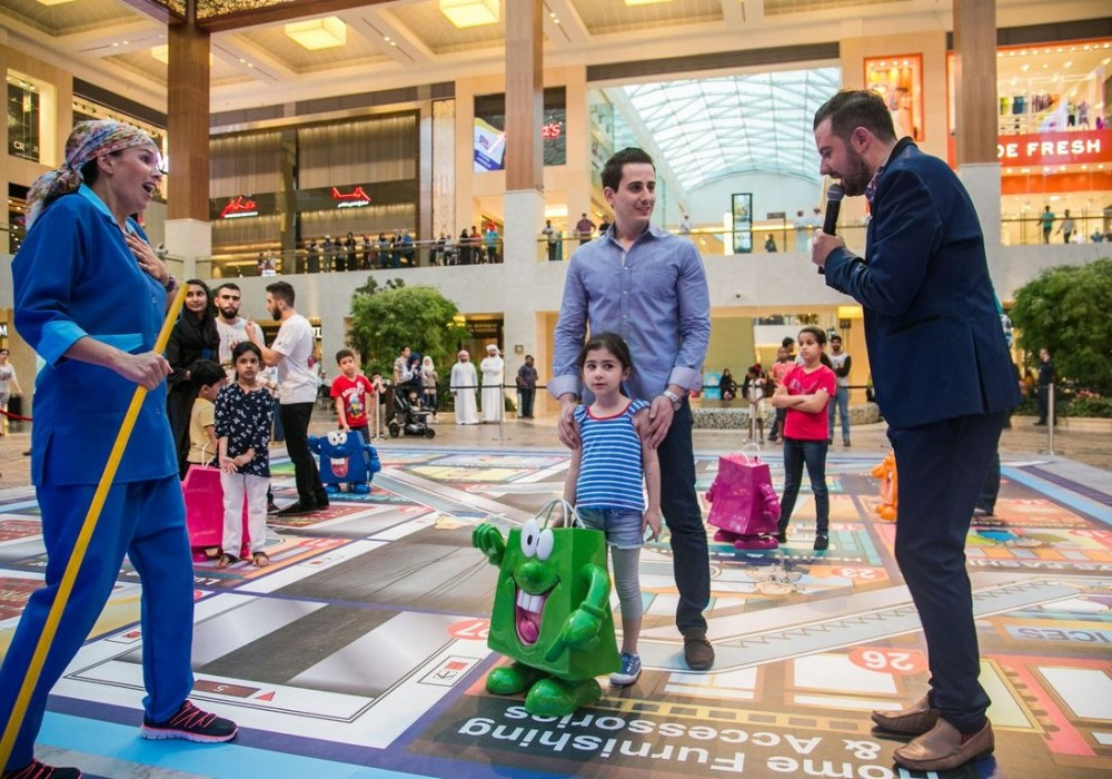 Mall of Fortune Live Board Game Show July 2015