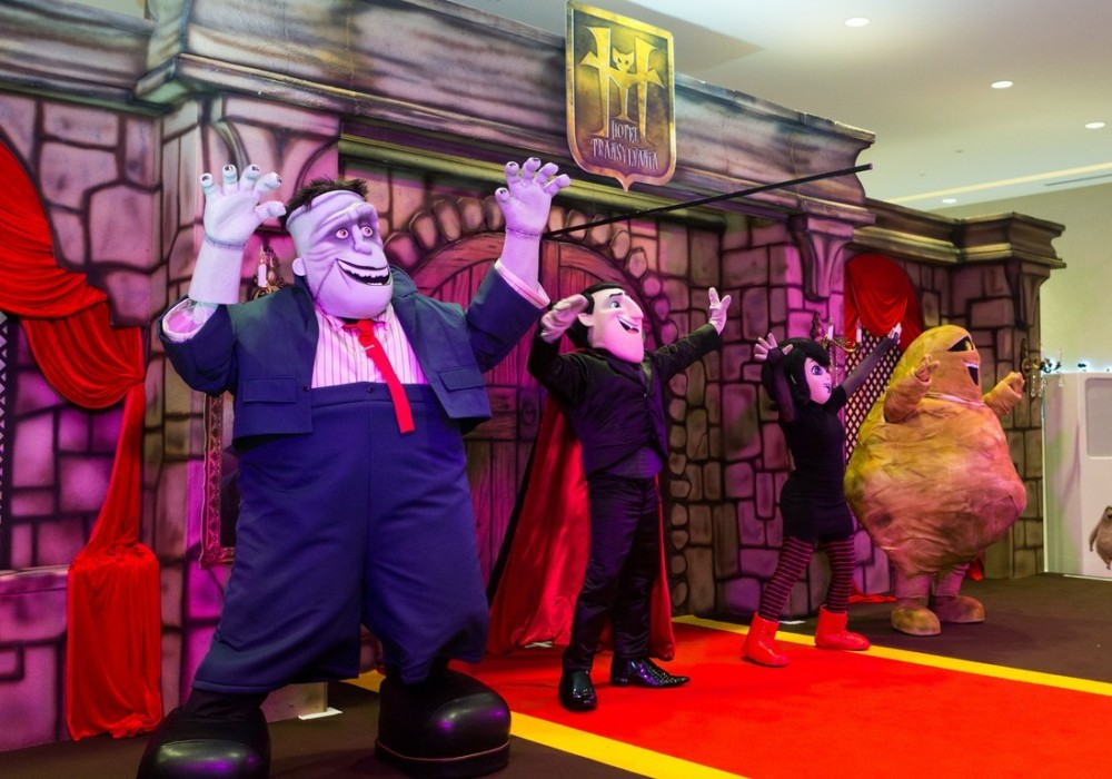 Hotel Transylvania Live Stage Show and Workshop July 2019