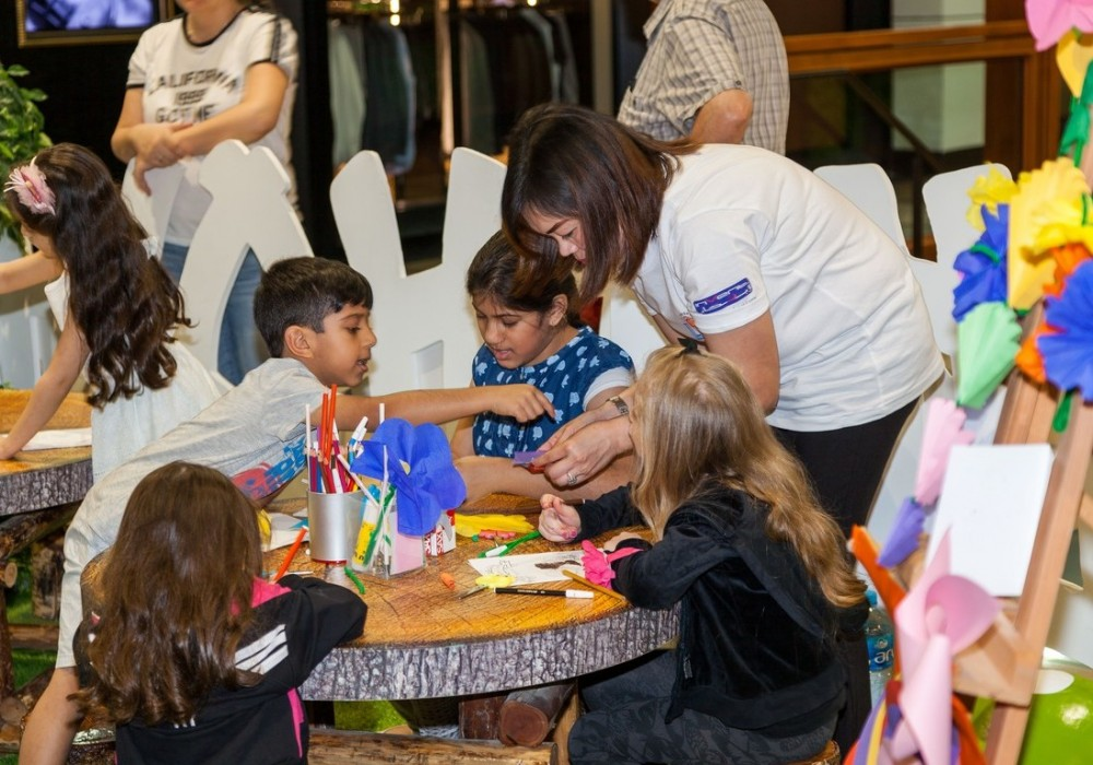 Forever Friends Activity Zone March 2019